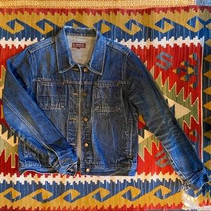 L.O.G.G.  Jeans jacket